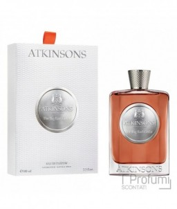 Fragancia Atkinson El Big Bad Cedar Edp 100 Ml Colección unisex
