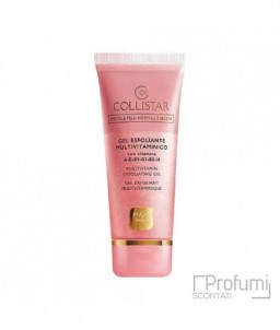 Maxitaglia Collistar multivitaminas Gel Exfoliante 100 Ml