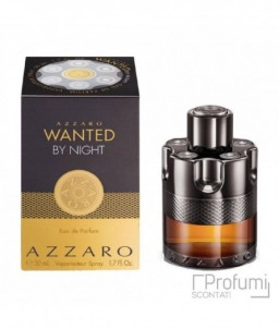Azzaro Perfume Men Wanted By Night EDP
