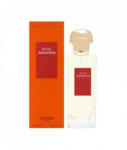 Profumo Hermes Rose Amazone EDT 100 ml Natural Spray