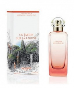 Profumo Hermes Un Jardin Sur La Lagune EDT 50 ml Natural Spray