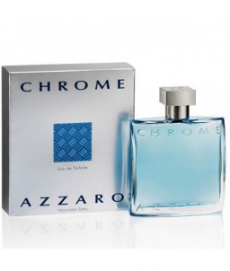 Profumo Uomo Azzaro Chrome EDT 100 ml