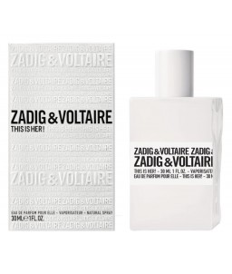 Profumo Donna Zadig & Voltaire This is Her EDP 30 ml