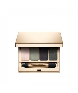 Clarins Palette Palette 4 Couleurs Eyeshadow 6.9 06 Forêt Gr