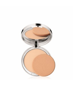 Clinique Compact Powder Matting Devoid Of Oils 02 Stay Neutral F