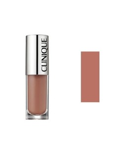 Clinique Lipgloss Lipstick Pop Splash Hydration + 02 Caramel Pop