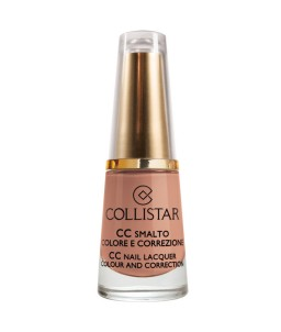 Collistar Cc Nail Color Correction 638 And Biscuit